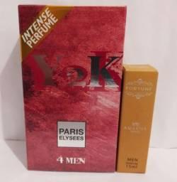 Perfume masculino ótimo fixação 115ml novo lacrado
