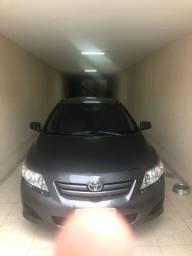 Corolla XLI 1.8 Automático 2009 (81.500km)