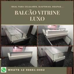 Balcão Vitrine Luxo