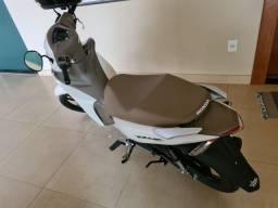 Título do anúncio: Honda Biz branca 125 2021 Zerada emplacada.