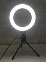 Ring Light Led Mesa Novo na Caixa