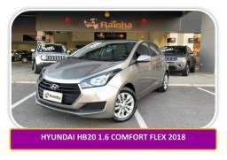 Hyundai HB20 1.6 Comfort Plus Flex