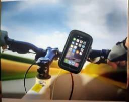 Título do anúncio: Suporte para celular, bike ante chock