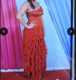 Título do anúncio: Vestido de Festa M 60,00