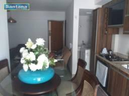 Apartamento com 3 dormitórios à venda, 97 m² por R$ 565.000,00 - Bandeirantes - Caldas Nov