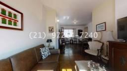 Apartamento para comprar com 102 m², 1 quarto e 1 vaga em Laranjeiras - Rio de Janeiro/RJ