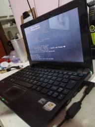 Netbook pra retirada peças