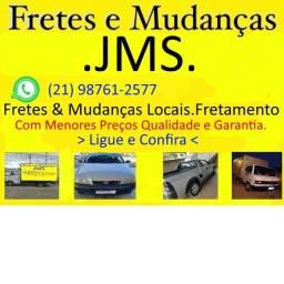 .JMS. FRETES & MUDANÇAS