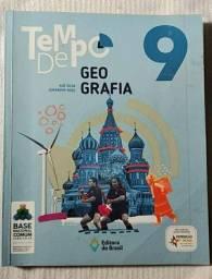 Tempo de Geografia, 9° Ano, 4a Ed.