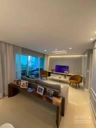 Apartamento com 03 suítes - 135m - Móveis planejados - No Altiplano Nobre