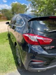 Vendo Chevrolet Cruze turbo ltz hatch 2018/2018, top de linha, para pessoas exigentes.