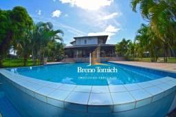 Casa com 3 dormitórios, sendo todos suítes, à venda, 327 m² por R$ 3.900.000 - Alto do Tap