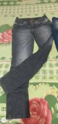 Calças jeans novas
