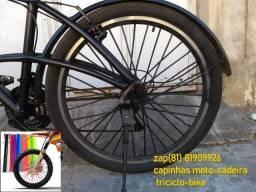 protetor raio para bicicleta