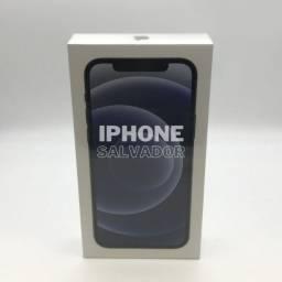 Título do anúncio: [2 und.] iPhone 12 Apple 128GB Cor Preto Tela 6,1 Retina Câmera Dupla 12MP iOS 14