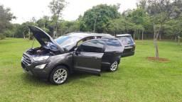 Ford Ecosport Titanium 1.5 12V 140cv automática 2020 cinza ún.dono Particular só 11.000km