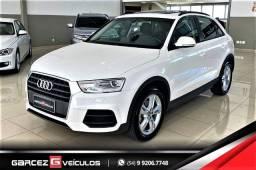 Título do anúncio: Audi Q3 Ambiente 1.4 Turbo Automática Top Teto Solar Ar Digital Mala Elétrica...