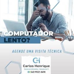 Tecnico de Informática em Domicílio/Corporativo