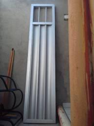 Portão de alumínio para acesso!!!