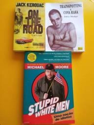 On The Road - Pé na Estrada / Stupid White Men - Uma Nação de Idiotas