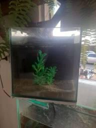 Título do anúncio: Mini aquário marinho