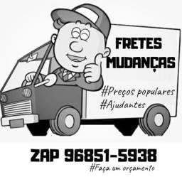 Fretes Rápidos 24h - Orç 9 6 8 5 1-5 9 3 8