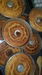Fornecemos bolos caseiros