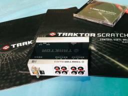 Interface Traktor Audio 6 Mk2 + Vinyl + Cd