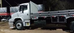Título do anúncio: Caminhão MB 1620 ano 2007 eletrônico