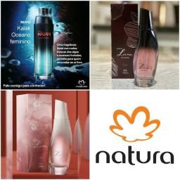 Perfumes Natura em promoção a partir de R$69,90