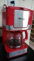 Cafeteira Philco PH16 Inox 110 w - 15 cafezinhos