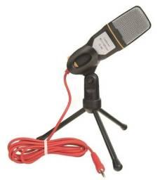 Microfone Condensador Profissional Omnidirecional SF-666