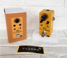 Título do anúncio: Pedal Flamma Drive FC07 (Entrega Imediata) Tipo Screamer TS9