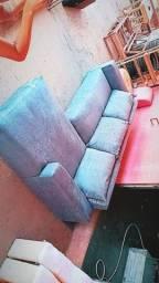Vendo sofá sob encomenda