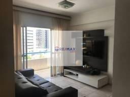 Apartamento para aluguel tem 75 metros quadrados com 3 quartos em Graças - Recife - PE