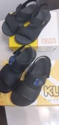 Sandália infantil Klin