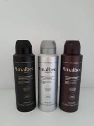 Perfume Antitranspirante desodorante jato seco