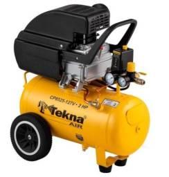 Compressor novo - Tekna 24L Novo