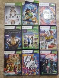 Jogos para Xbox 360 com Kinect