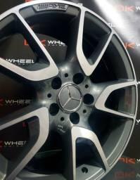Roda Mercedes AMG C43 Aro 18x8.5 5x112 Et48