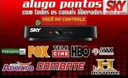 Tv sky toda programação liberada em hd