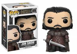 [Novo] Funko Jon Snow Game of Thrones