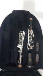 Clarinete Em Lá Devon & Burgani Modelo OSII