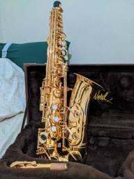 Sax alto Weril Spectra 2 perfeitinho