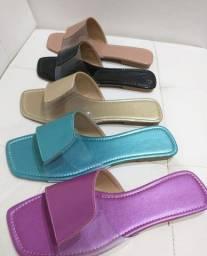 Lindas sandálias novas