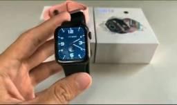 Relógio Digital (IWO 13 ultimate / HW12) - Troca Faces e Pulseiras! Frete Grátis!