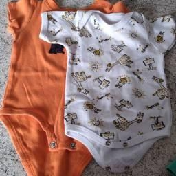 Roupas infantis menino de 6 meses a 1 ano e meio