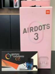 Título do anúncio: Fone Xiaomi AirDots 3 Rosa