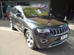 Título do anúncio: Jeep Grand Cherokee Limited 2014 Turbo Diesel 4x4 Blindada