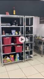 Cozinha industrial para delivery